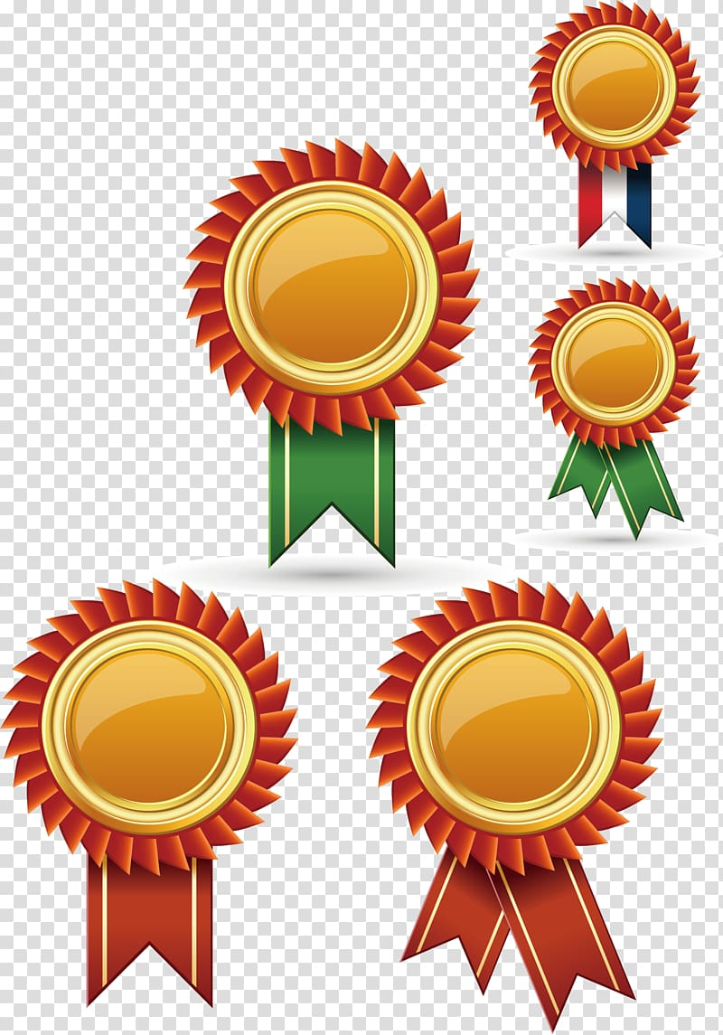 Gold medal in an open bible clipart vector image freeuse library Orange medals, Gold medal Silver medal Badge, creative gold medal ... image freeuse library