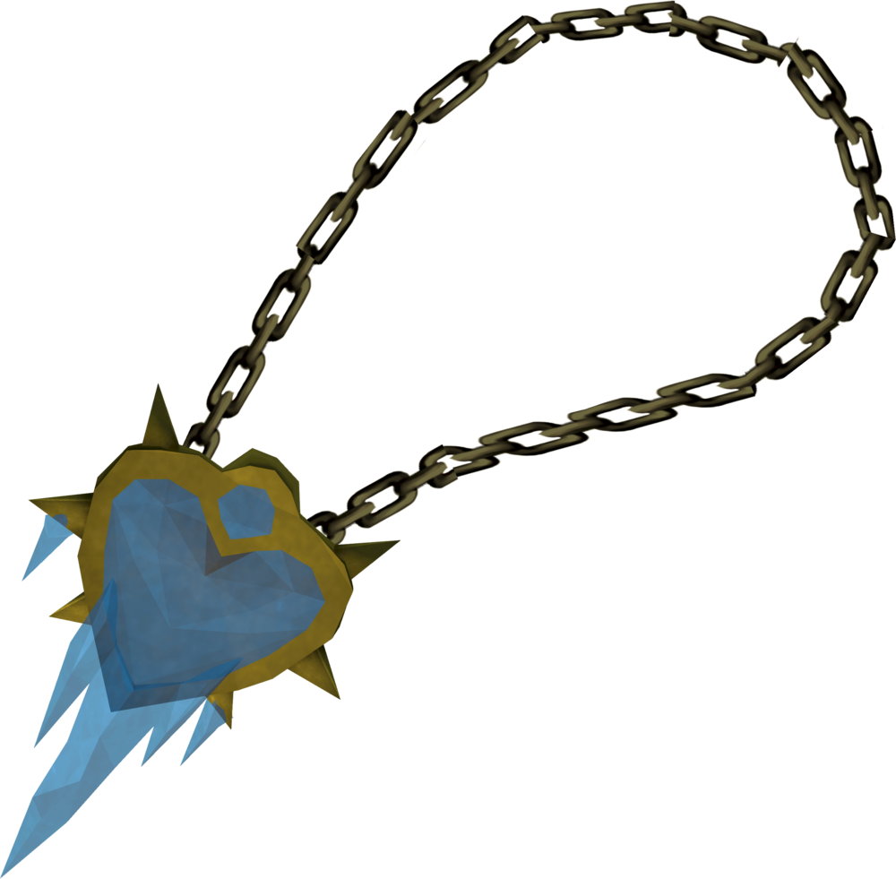 Gold money chain clipart picture library Heartfreezer amulet | RuneScape Wiki | FANDOM powered by Wikia picture library