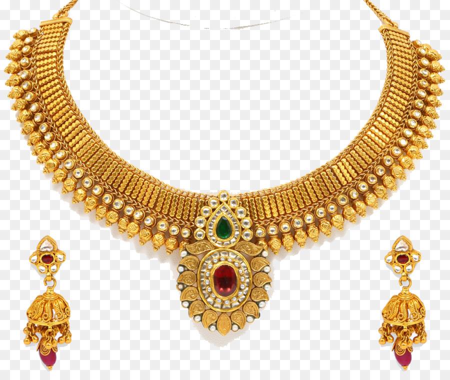 Gold necklace clipart clipart transparent Gold Diamond png download - 915*768 - Free Transparent Jewellery png ... clipart transparent