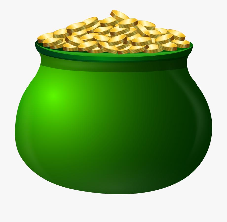 Gold pot clipart svg transparent download March Parade 17 Day Patricks Race Saint - St Patricks Day Pot Of ... svg transparent download