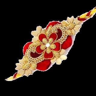Gold rakhi clipart image freeuse download Download RAKHI Free PNG transparent image and clipart image freeuse download