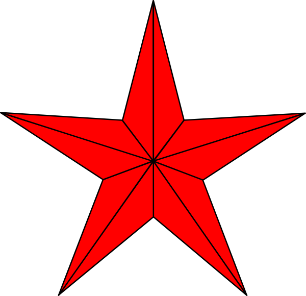 Star divider clipart png freeuse stock Red Star Border Clip Art | Clipart Panda - Free Clipart Images png freeuse stock