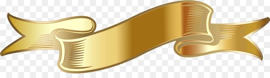 Gold ribbon clipart images jpg royalty free Gold Ribbon Background clipart - Ribbon, Gold, Text, transparent ... jpg royalty free