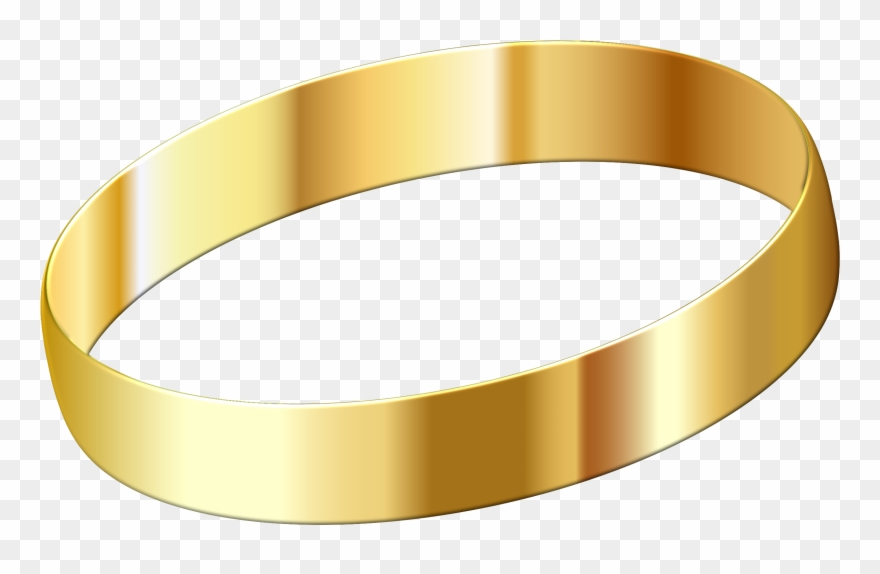 Gold rings clipart vector library library Ring Free Download Png - Gold Ring Clipart Transparent Png (#170569 ... vector library library