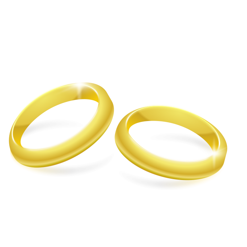 Gold rings clipart clip art Free Images Wedding Rings, Download Free Clip Art, Free Clip Art on ... clip art