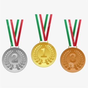 Gold silver bronze medals clipart banner transparent download Gold And Silver Coins Png - Gold Silver Bronze Medal Png ... banner transparent download
