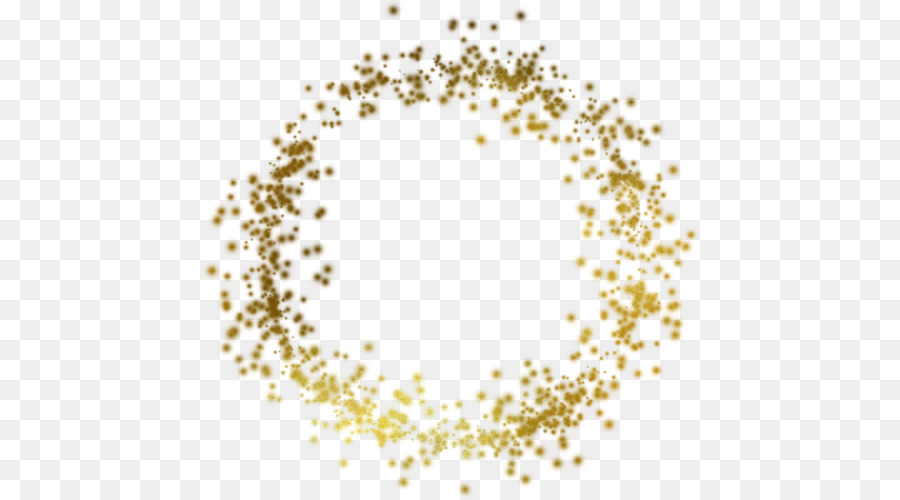 Gold splatter clipart graphic free Leaf Circle png download - 500*500 - Free Transparent Gold png Download. graphic free
