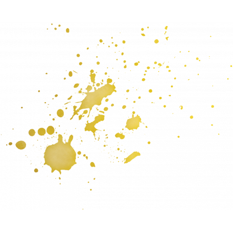 Gold splatter clipart banner download Gold paint splatter png clipart images gallery for free download ... banner download