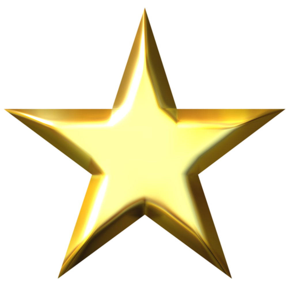 Gold star clipart no background image download Golden Star PNG Image - PurePNG | Free transparent CC0 PNG Image Library image download