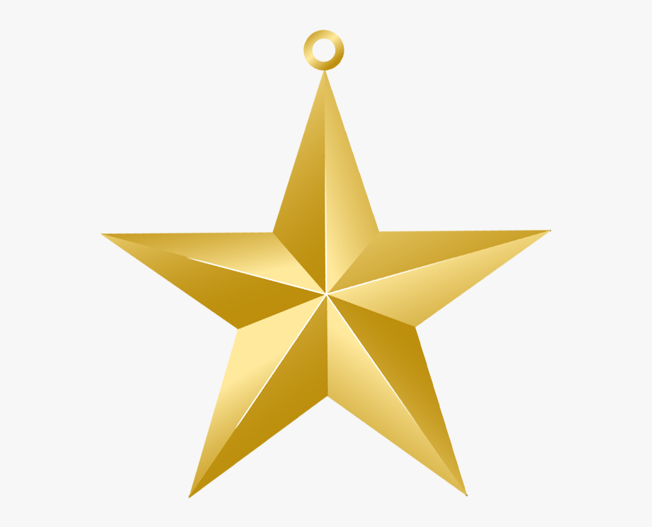 Gold star cliparts clip free Christmas Gold Star Png Picture Clip Art - Christmas Star Ornament ... clip free