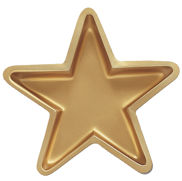 Gold star line clipart clip black and white download Hollywood Star Attraction Party | Gold Stars | NZ | Just Party ... clip black and white download