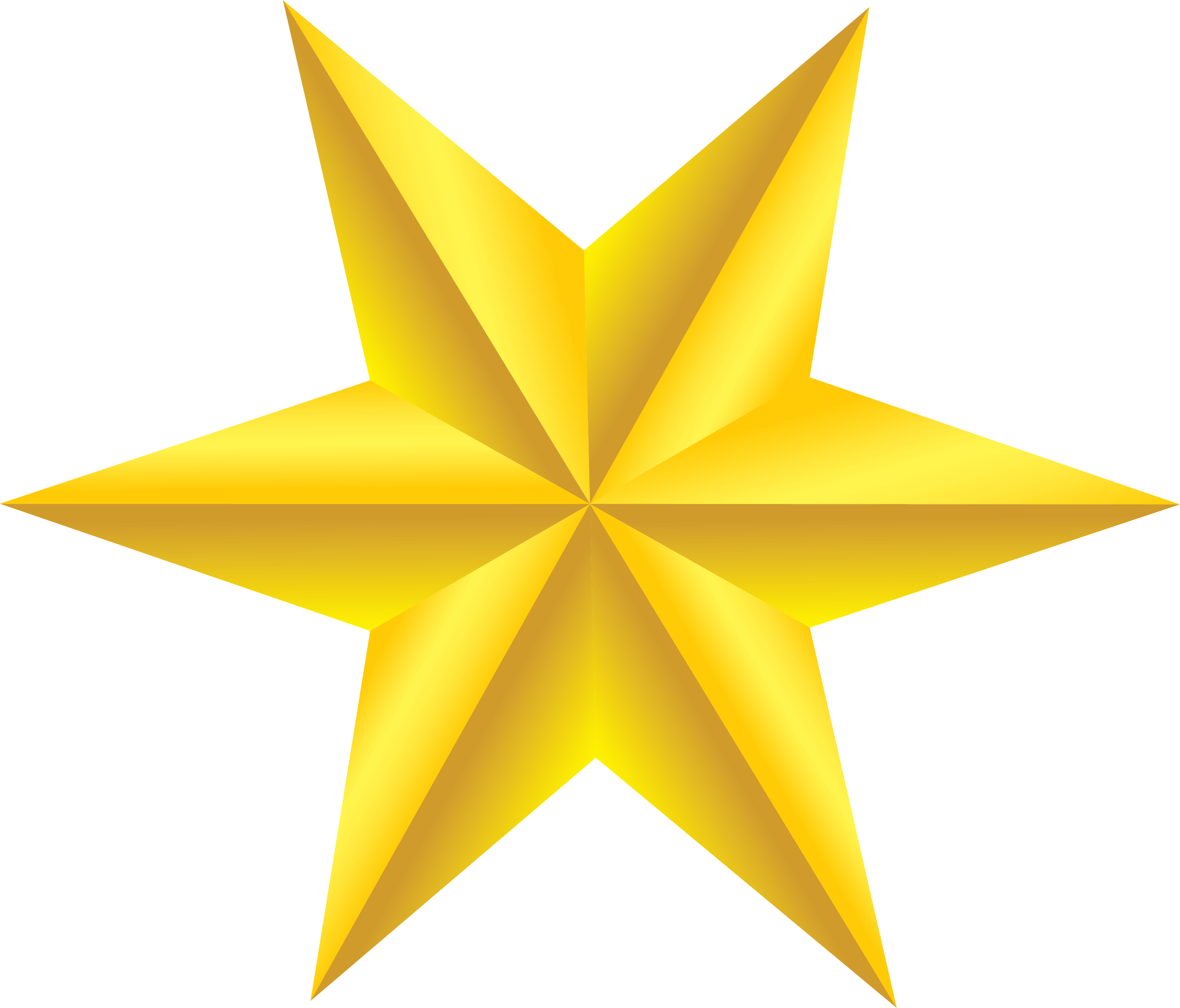 Gold star line clipart freeuse download Star - Golden Star 3001*2564 transprent Png Free Download - Angle ... freeuse download