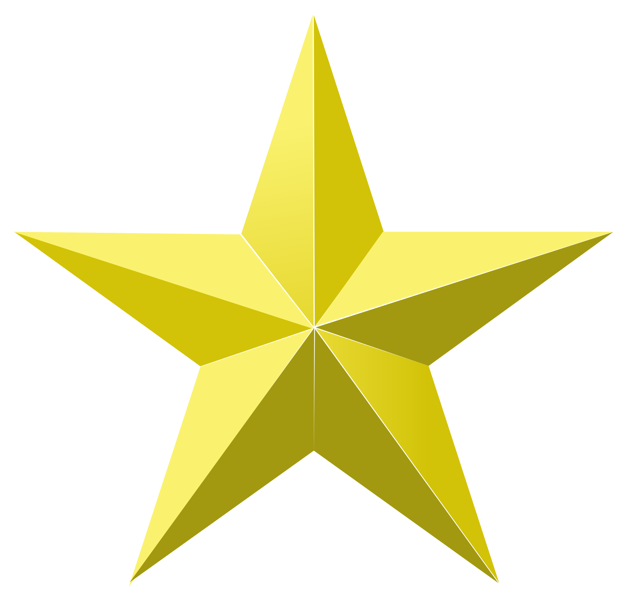 Gold star line clipart banner freeuse download Gold Star PNG Image - PurePNG | Free transparent CC0 PNG Image Library banner freeuse download