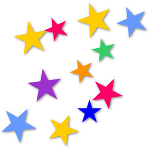 Gold star spray clipart vector royalty free download Stars Clipart | Free download best Stars Clipart on ClipArtMag.com vector royalty free download