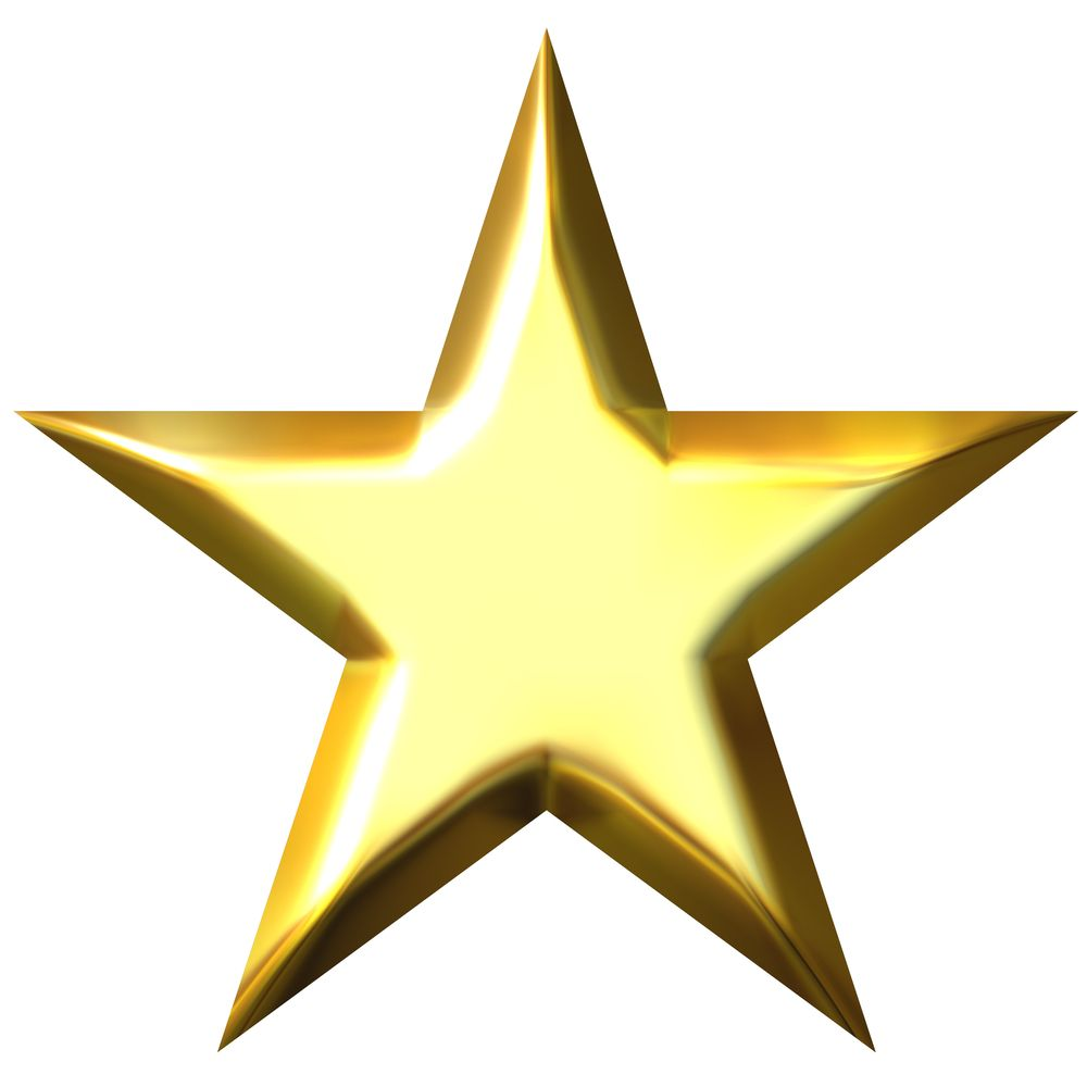 Gold star spray clipart clip free Images For > Gold Star Sticker Great Job | Professor/Classroom Clip ... clip free