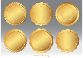 Gold wax seal clipart graphic royalty free stock Seal Free Vector Art - (22,704 Free Downloads) graphic royalty free stock