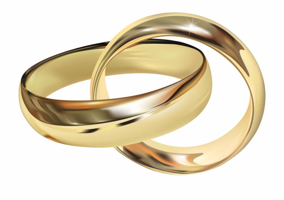 Gold wedding rings clipart svg stock Wedding Rings Png Clip Art - Wedding Rings Clipart Png Free PNG ... svg stock