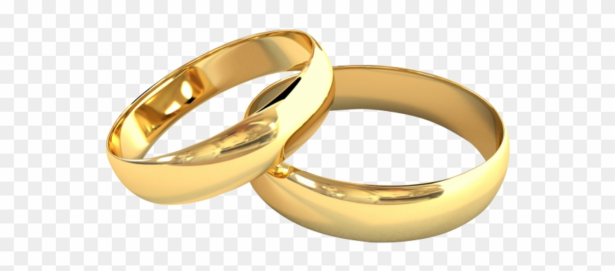 Gold wedding rings clipart download Jewelry Clipart Wedding Ring - Gold Wedding Ring Png Transparent Png ... download