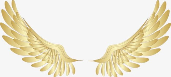 Gold wings clipart royalty free stock Gold Wings PNG, Clipart, Feather, Gold Clipart, Wing, Wings Clipart ... royalty free stock