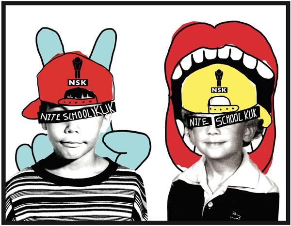 Goldbricker clipart clip art transparent Listen Hear: Night School Klik \