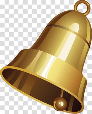 Golden bell clipart banner free library Brass bell, Bell , Bell transparent background PNG clipart | HiClipart banner free library
