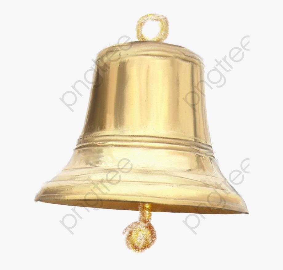 Golden bell clipart clipart transparent stock Wedding Bells Clipart Golden - Portable Network Graphics #323678 ... clipart transparent stock
