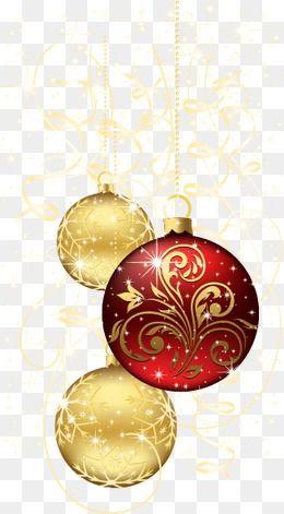 Golden christmas ball clipart transparent stock Christmas Ball Golden Ribbon, Christmas Balls, Golden, Colored ... transparent stock