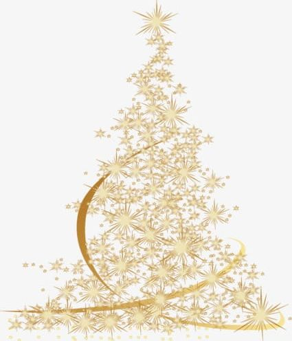 Golden christmas clipart clip royalty free download Golden Christmas Tree PNG, Clipart, Christmas, Christmas Clipart ... clip royalty free download