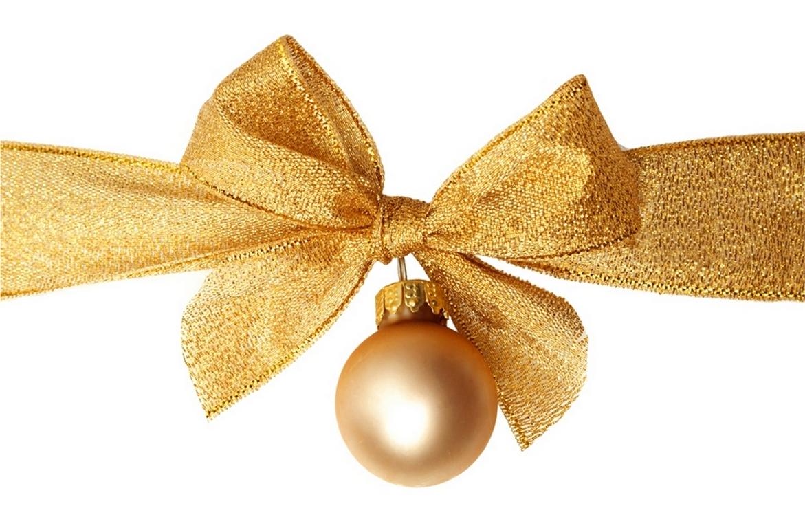Golden christmas clipart clip art black and white stock Golden Christmas decorations - Christmas Photo (22230185) - Fanpop ... clip art black and white stock