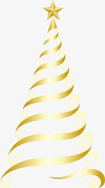 Golden christmas tree clipart vector royalty free stock Golden Christmas Tree PNG, Clipart, Christmas, Christmas Clipart ... vector royalty free stock