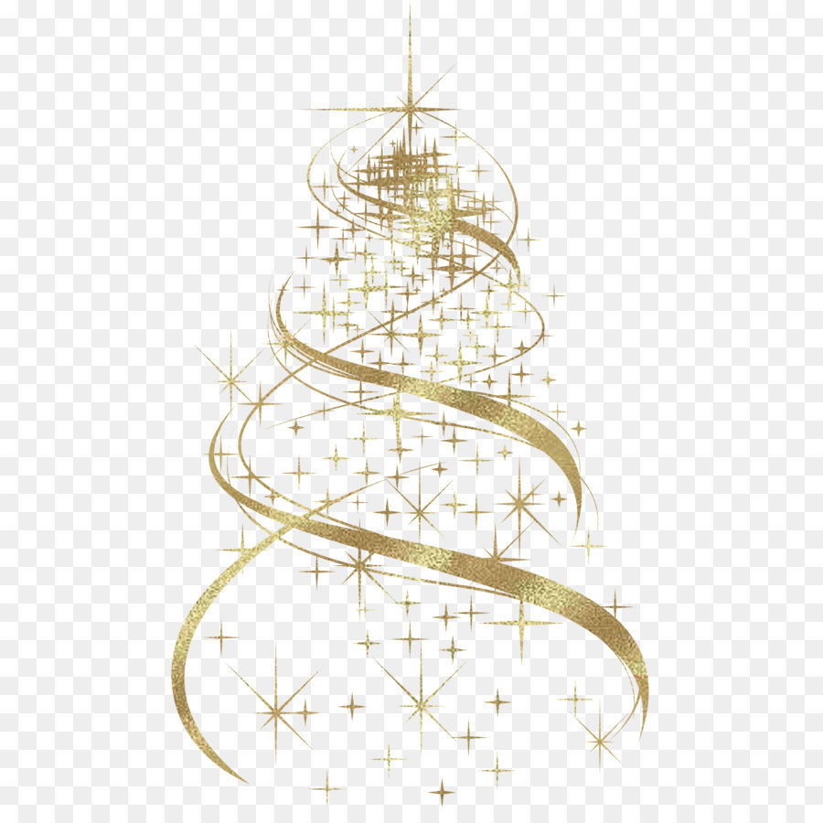 Golden christmas tree clipart banner free library Christmas Tree Gold png download - 2600*3536 - Free Transparent ... banner free library