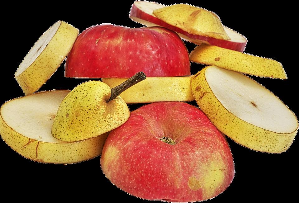 Golden delicious apple fruit clipart image royalty free Cut Apple PNG Transparent Cut Apple.PNG Images. | PlusPNG image royalty free