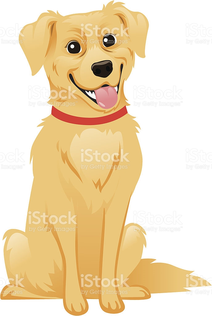 Golden dog clipart clipart transparent 95+ Golden Retriever Clip Art | ClipartLook clipart transparent