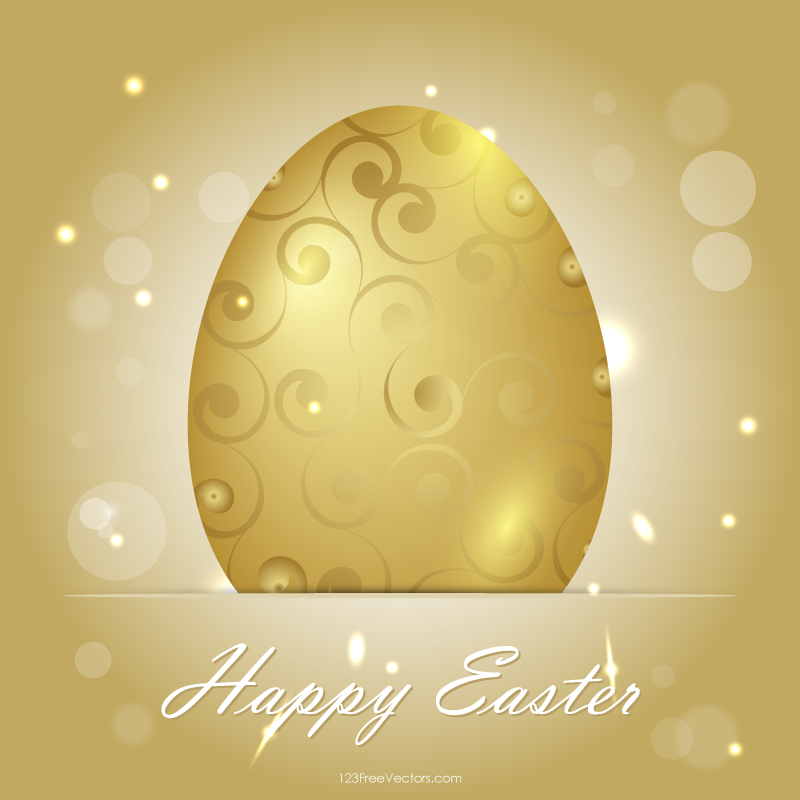 Golden easter egg clipart png clip art Golden easter egg clipart png - ClipartFest clip art