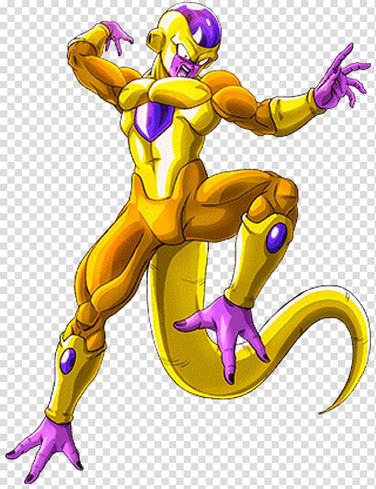 Golden frieza clipart clipart transparent Dragon Ball Golden Frieza , Frieza Trunks Goku Vegeta Beerus, one ... clipart transparent