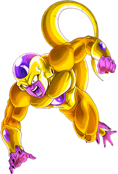 Golden frieza clipart jpg library library Golden Frieza by AlexelZ | Z Warriors jpg library library