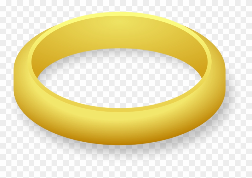 Golden ring clipart image This Free Clip Arts Design Of Wedding Ring - Gold Ring Clipart - Png ... image