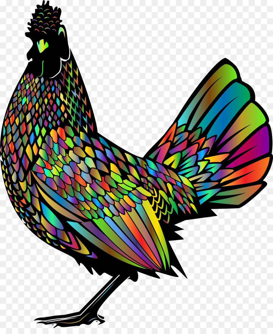 Golden rooster clipart banner black and white download Bird Line Arttransparent png image & clipart free download banner black and white download