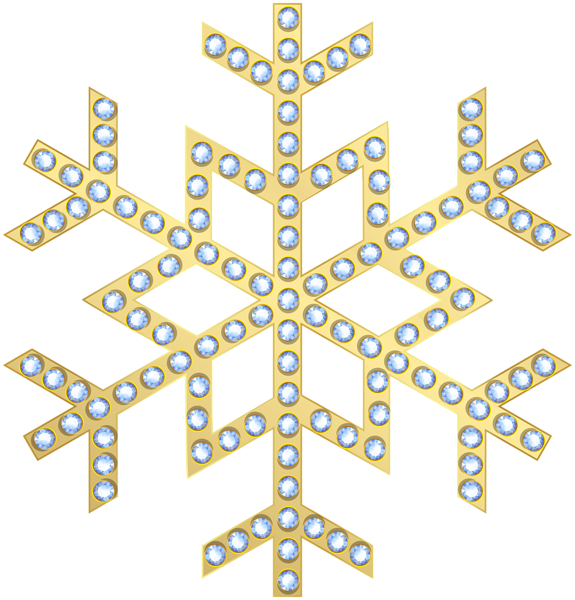 Golden snowflake clipart banner royalty free library Gallery - Free Clipart Pictures banner royalty free library