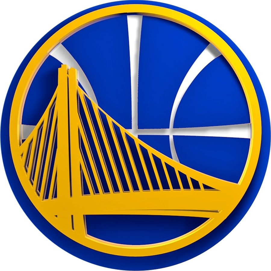 Golden state warriors clipart logo jpg black and white Golden state warrior clipart | warriors | Nba golden state, Nba ... jpg black and white