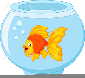 Goldfish cartoon clipart jpg royalty free download Free Cartoon Goldfish Clipart | Free Images at Clker.com - vector ... jpg royalty free download