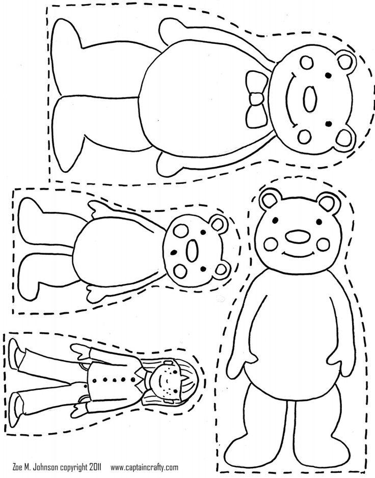Free Three Bears, Download Free Clip Art, Free Clip Art on Clipart ... clipart library library