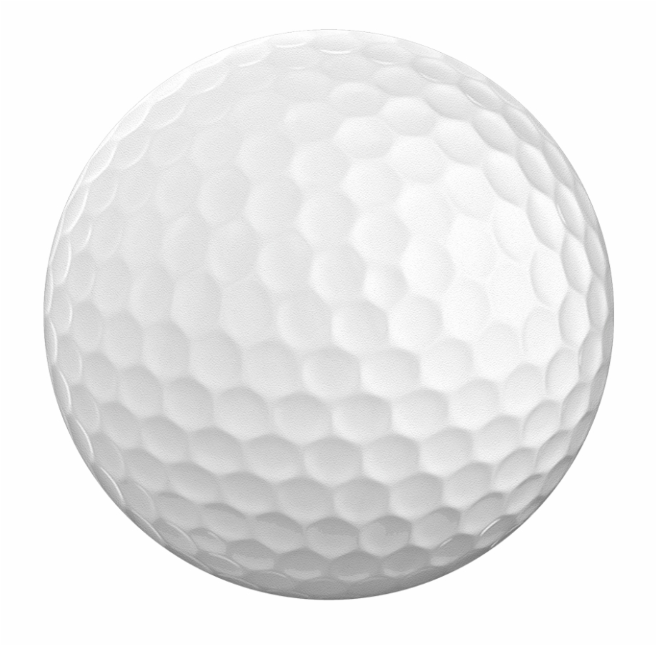 Golf ball clipart