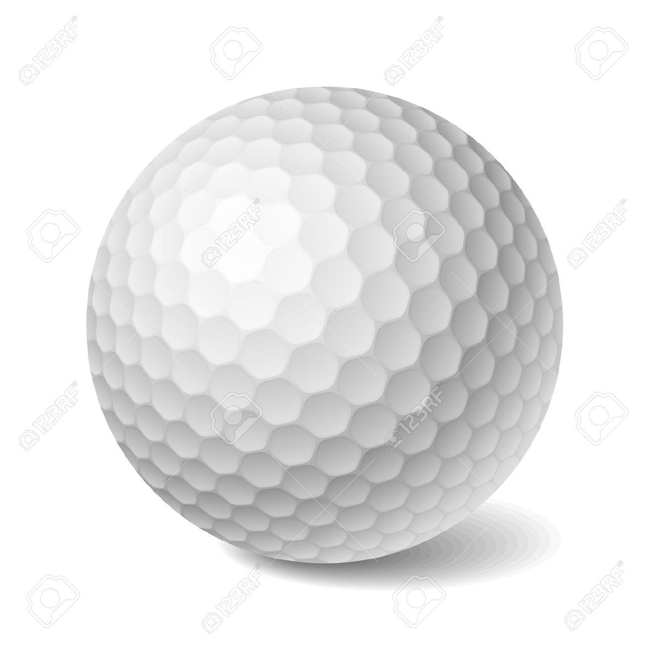 Golf ball vector clipart clipart transparent stock Best Golf Ball Clipart #12407 - Clipartion.com clipart transparent stock