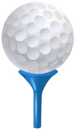 Golf ball on tee with club clipart vector royalty free download Free Golf Clipart | paper crafting | Golf humor, Golf images, Golf ... vector royalty free download