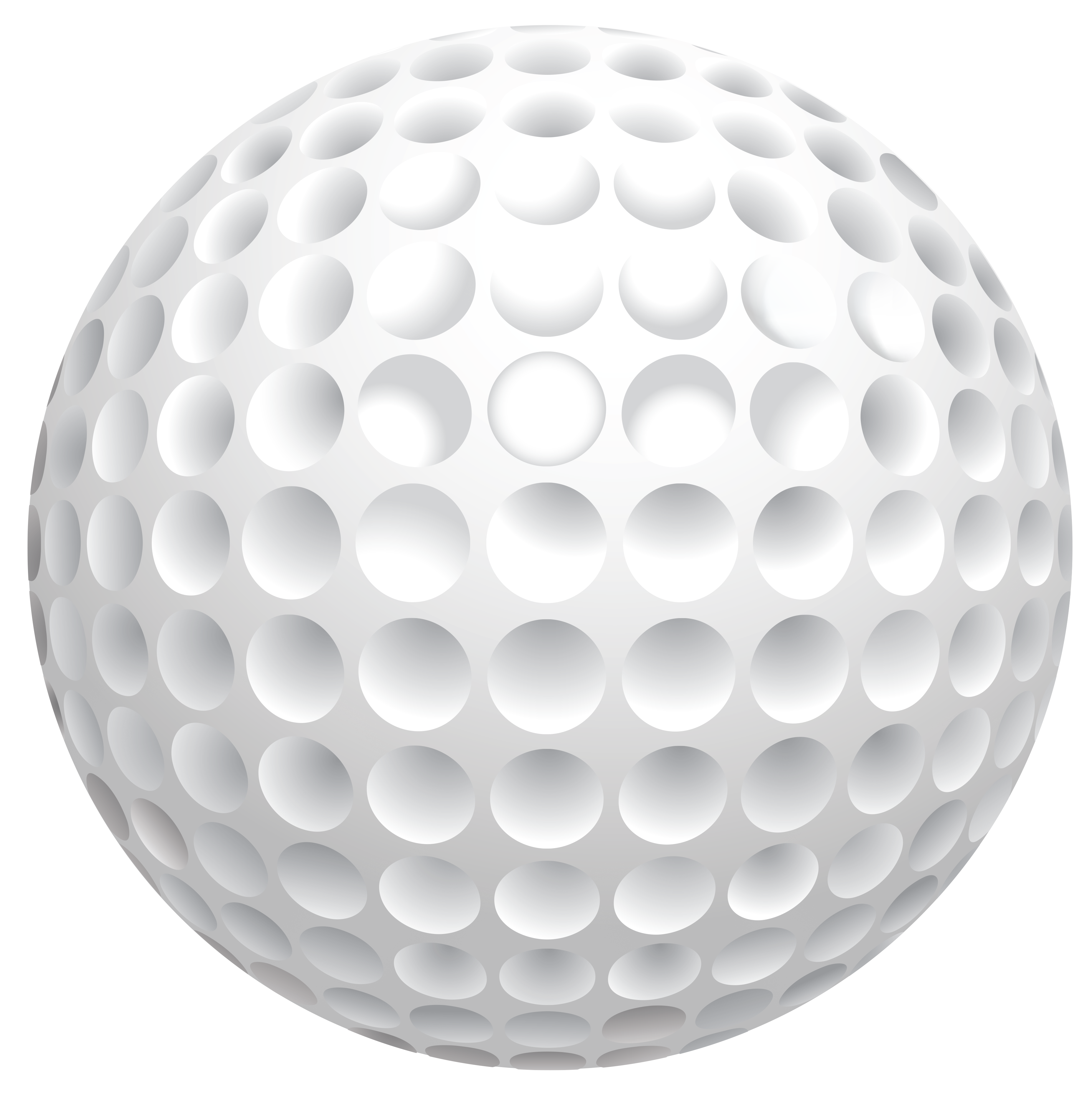 Golf ball vector clipart graphic Golf Ball PNG Vector Clipart | Gallery Yopriceville - High-Quality ... graphic