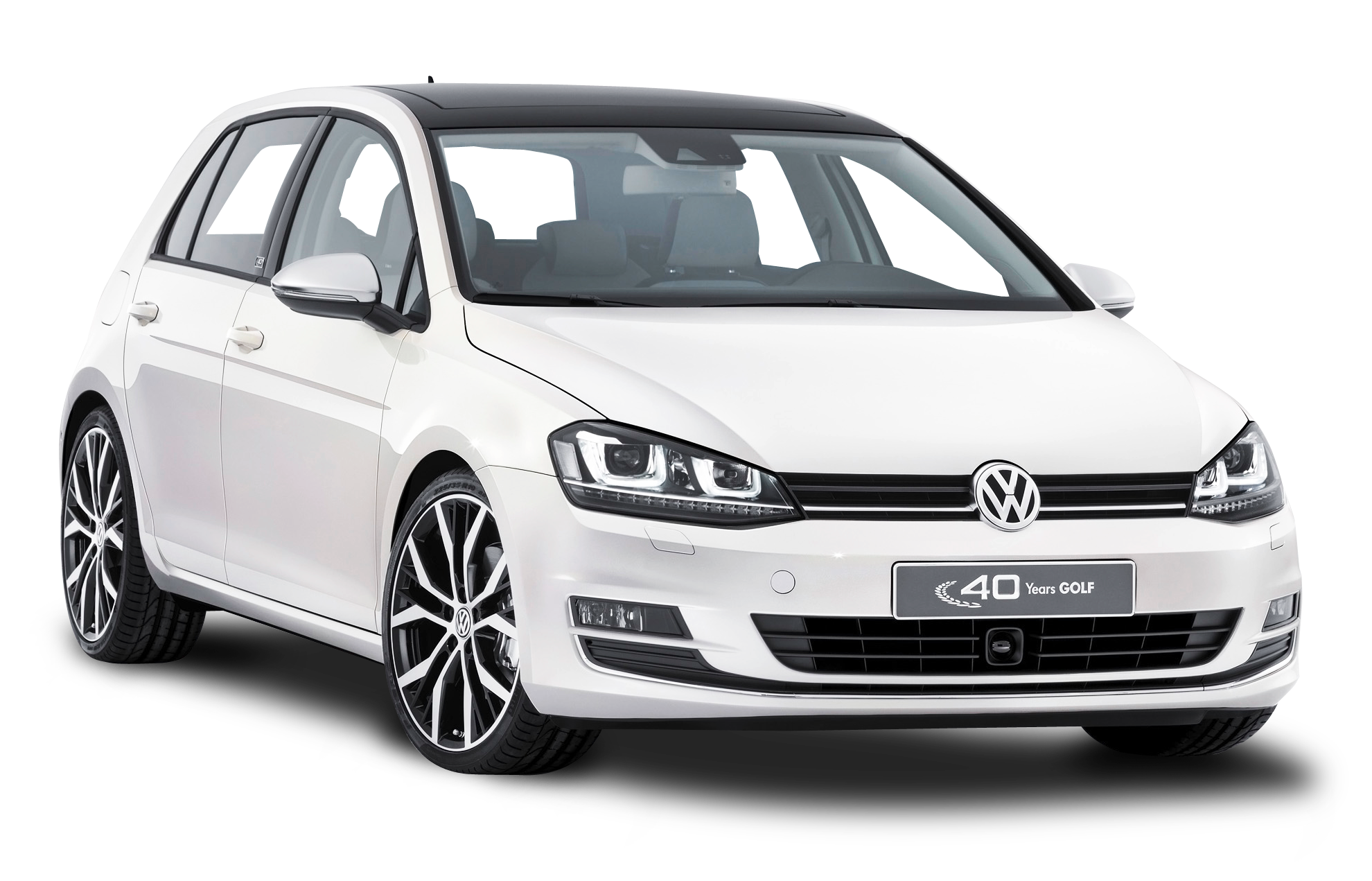 Golf car clipart graphic library download White Volkswagen Golf Car PNG Image - PurePNG | Free transparent CC0 ... graphic library download
