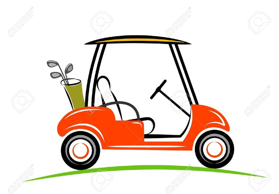 Golf cart clipart free image free stock Golf, Car, Yellow, Transport, Cartoon, Product, Illustration ... image free stock