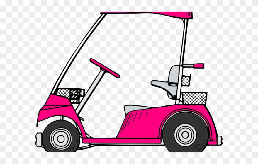 Golf cart clipart free svg transparent stock Golf Clipart Flag Pole - Golf Cart Clip Art Png Transparent Png ... svg transparent stock