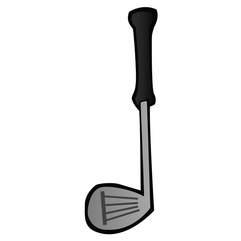 Golf club images clipart clip black and white library Free Clipart: Golf Club | pianoBrad clip black and white library